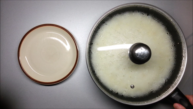 Rýže pod pokličkou