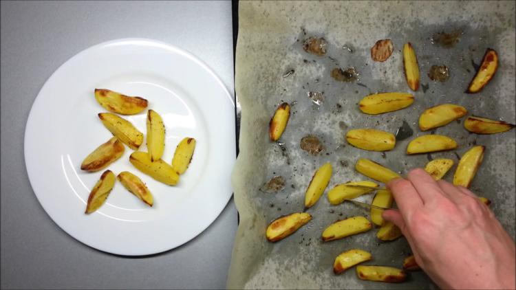 Pečené americké brambory